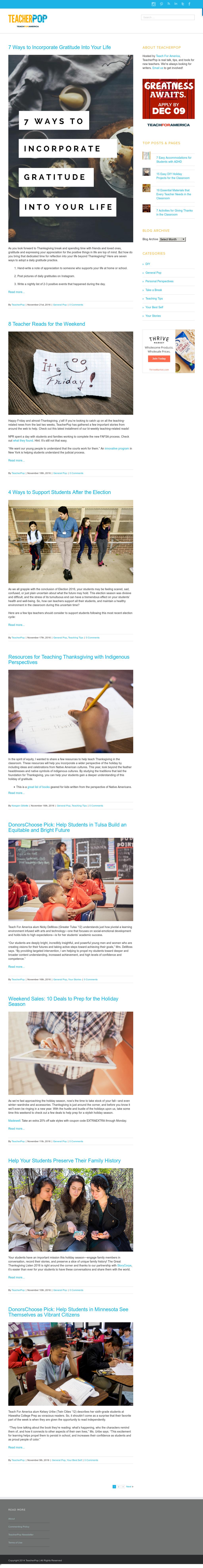 Teacherpop Competitors, Revenue and Employees - Owler Company Profile