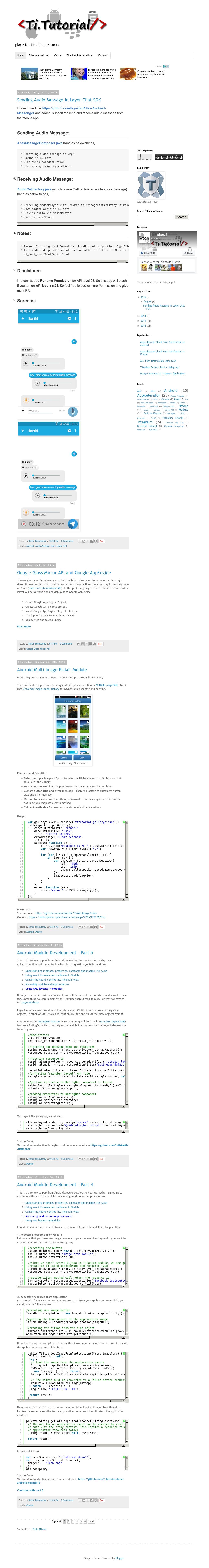 Ti tutorial Competitors, Revenue and Employees - Owler Company Profile