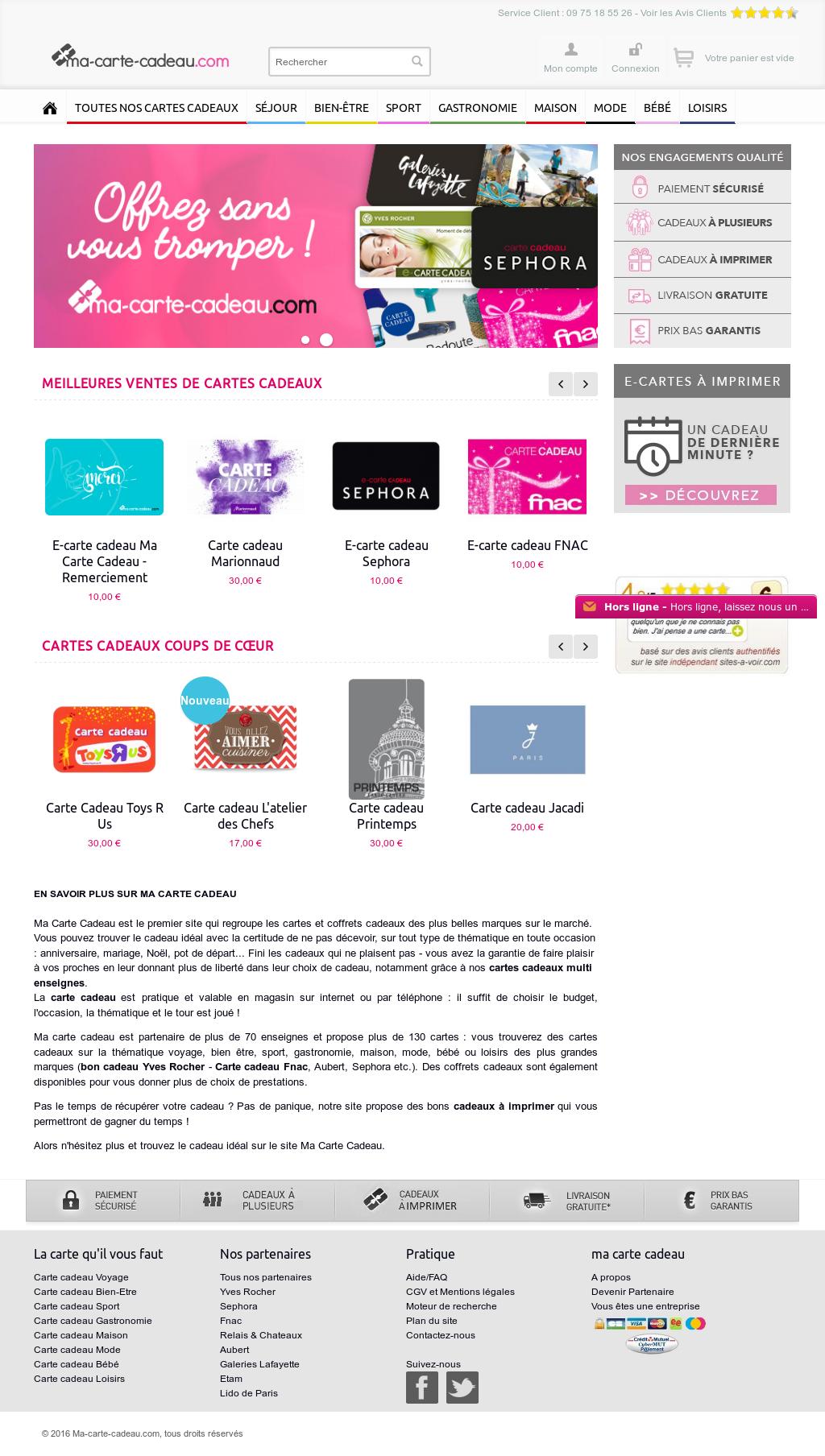 Carte Cado Web.Ma Carte Cadeau Competitors Revenue And Employees Owler