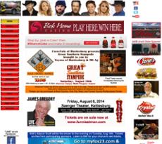 B95 Pine Belt Country website history