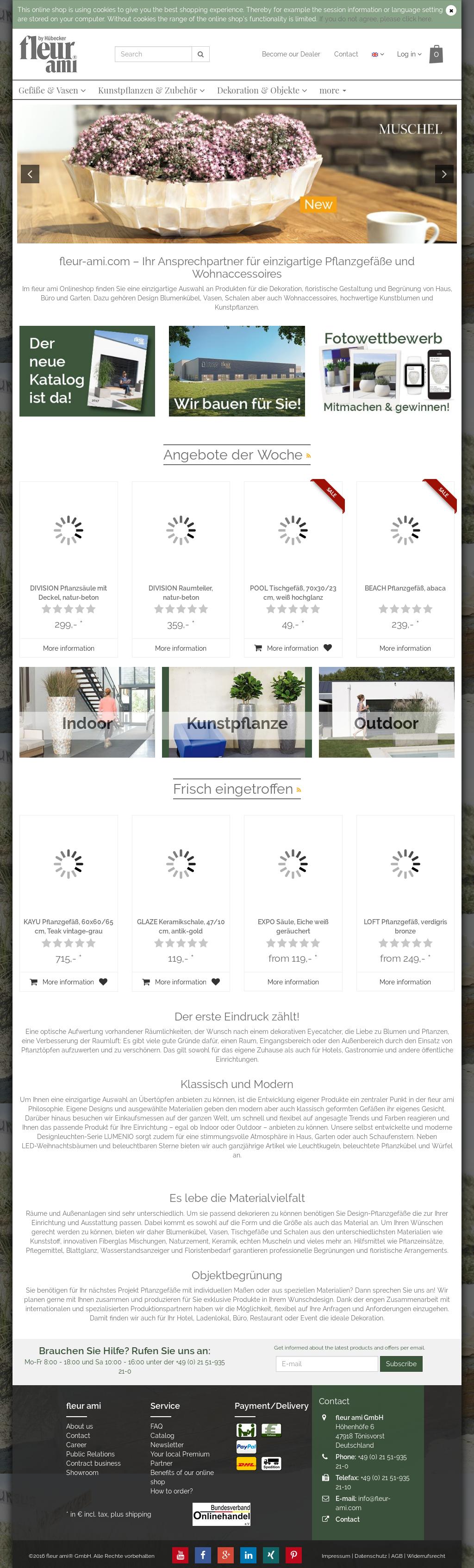 Fleur Ami Gmbh fleur ami competitors, revenue and employees - owler company profile