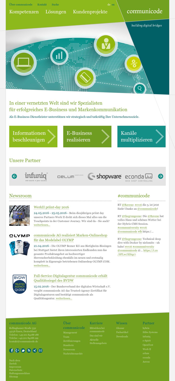 93f6a87589efc Communicode Competitors, Revenue and Employees - Owler Company Profile