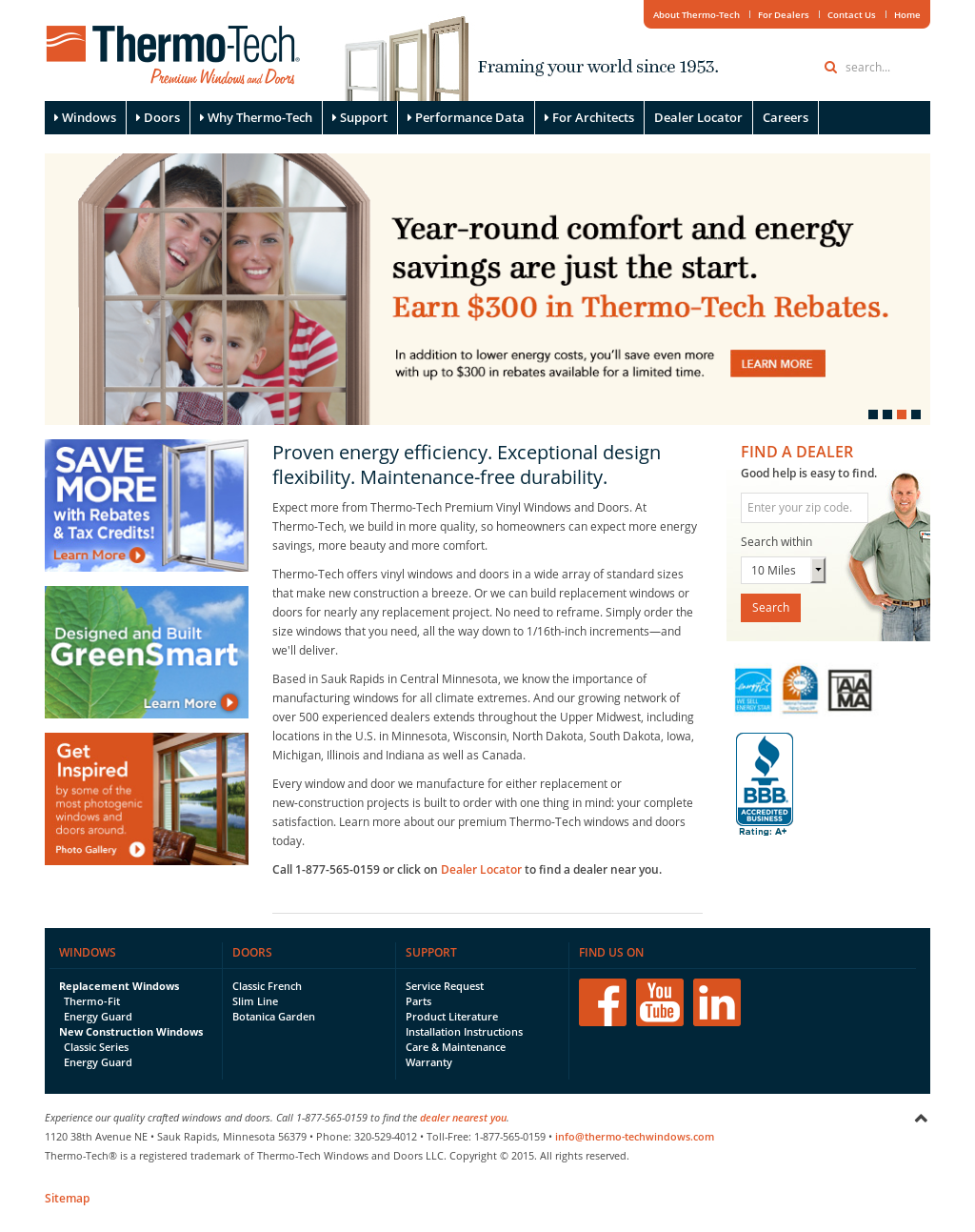 Thermotech S Competitors Revenue Number Of Employees Funding Acquisitions News Owler Company Profile