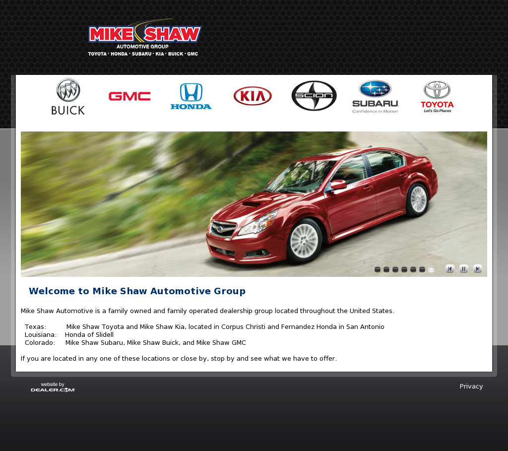 Mike Shaw Buick Gmc >> Mike Shaw Automotive Competitors Revenue And Employees