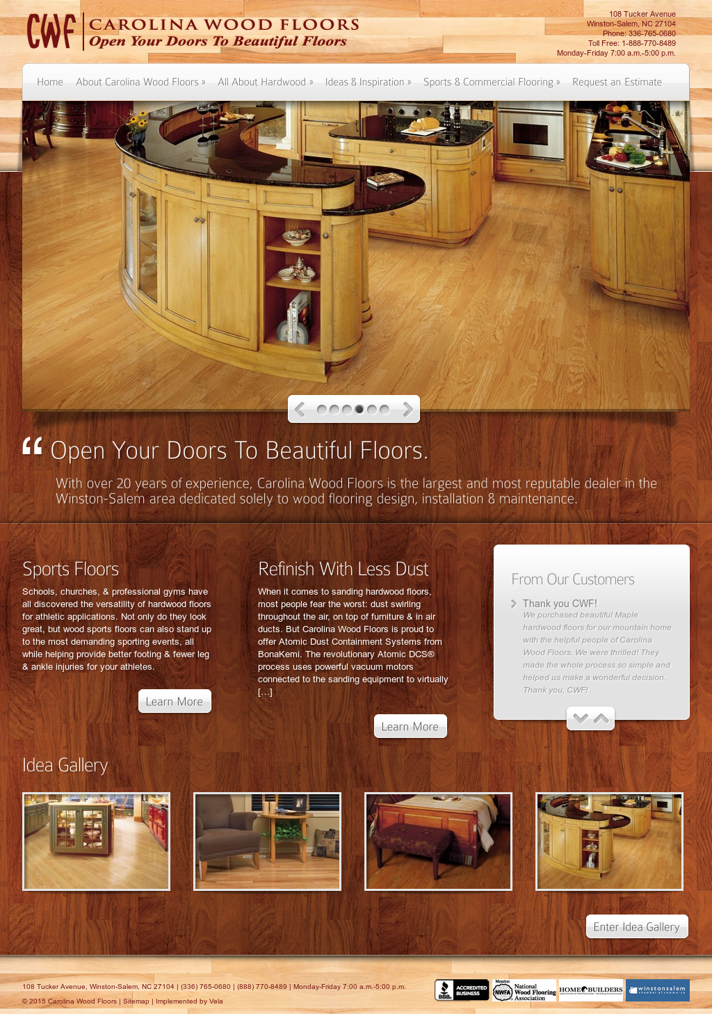 Carolina Wood Floors Compeors Revenue And Employees Owler Company Profile
