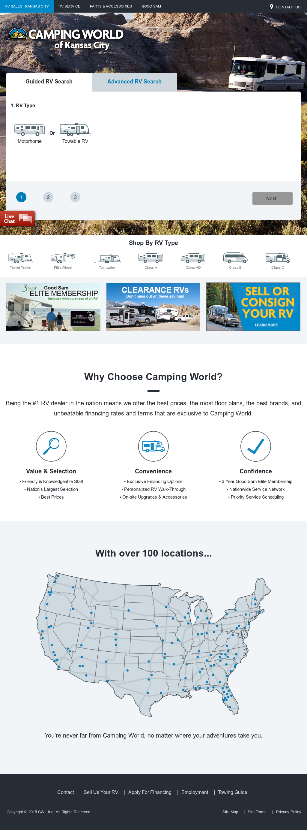 Nationwide Rv Online Competitors Revenue And Employees Owler