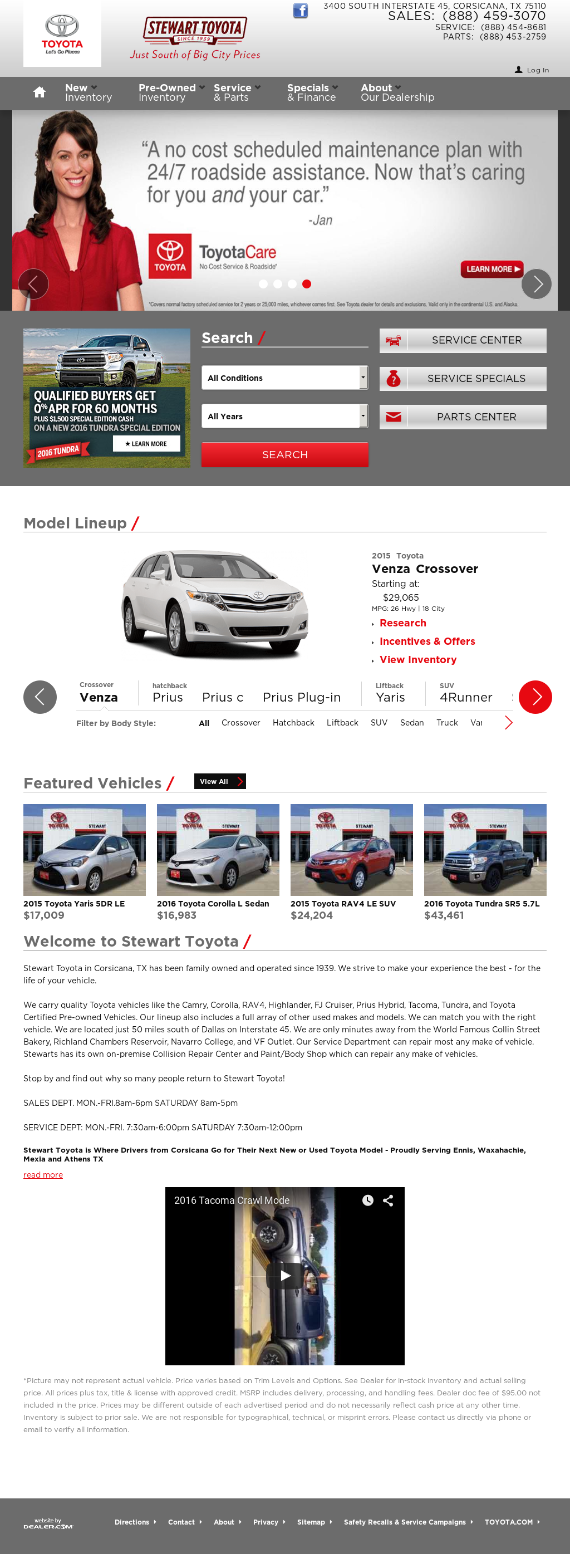 Stewarttoyota petitors Revenue and Employees Owler pany Profile