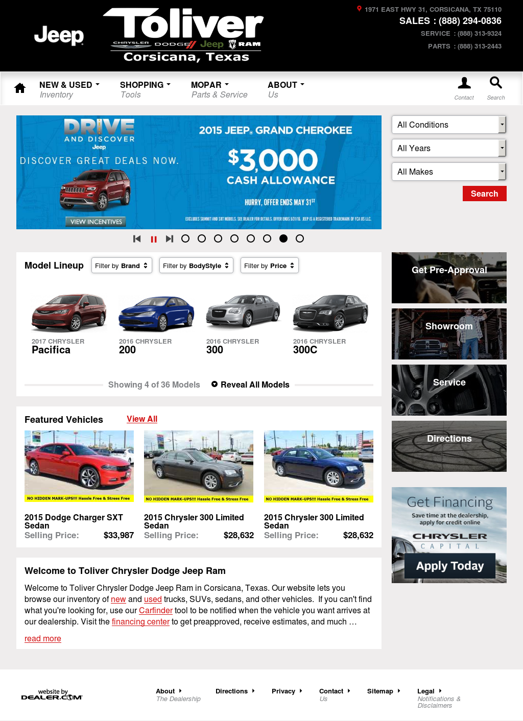 Berry Chrysler Dodge Jeep Ram Competitors Revenue And Employees