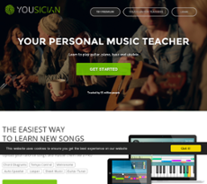 Yousician Competitors, Revenue and Employees - Owler Company Profile