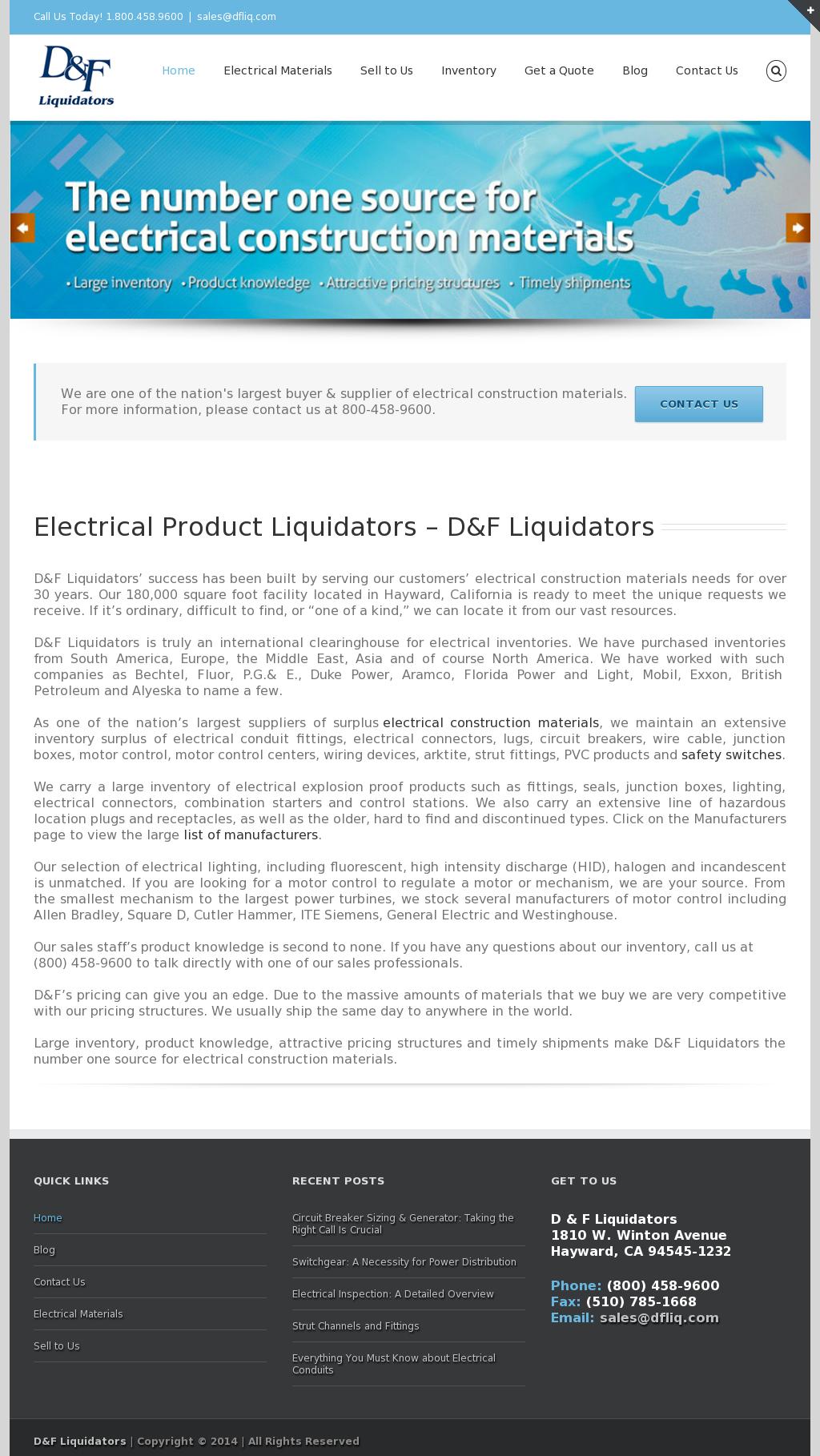 D&f Liquidators Competitors, Revenue and Employees - Owler