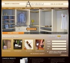 Anthonyu0027s Closets Website History