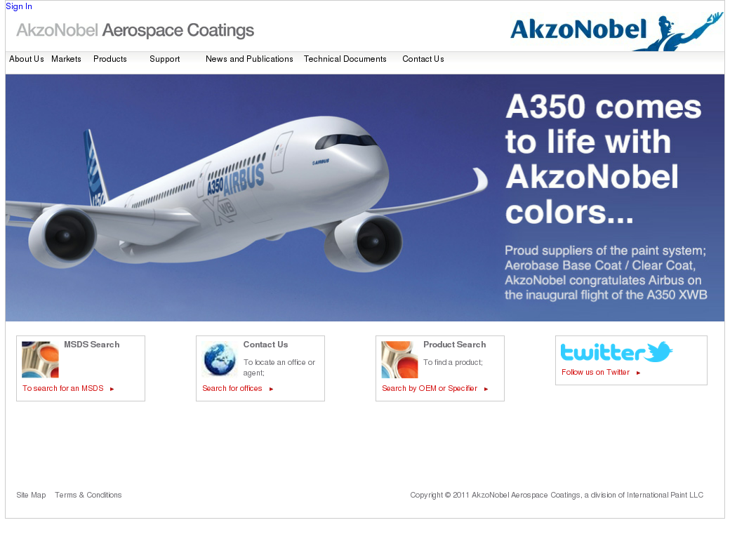 Akzo Nobel Aerospace Competitors, Revenue and Employees - Owler