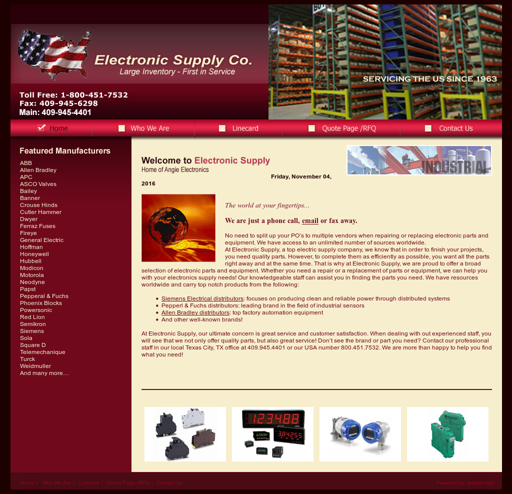 Electronicsupply Competitors, Revenue and Employees - Owler Company