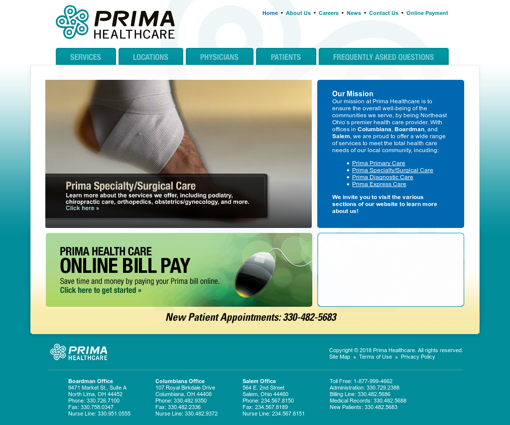 Primahealthcare Competitors Revenue And Employees Owler Company