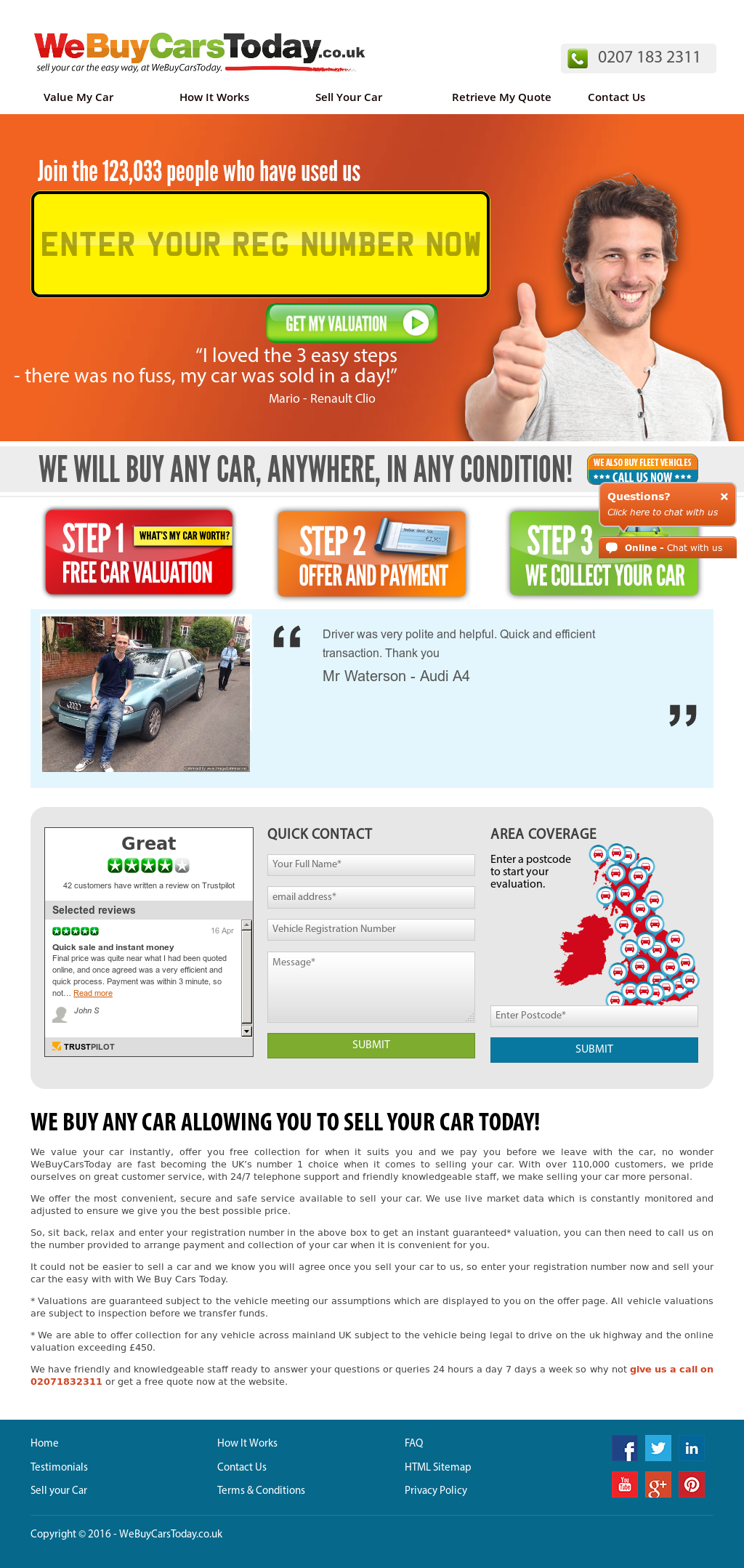 We Buy Cars Today Competitors, Revenue and Employees - Owler Company ...