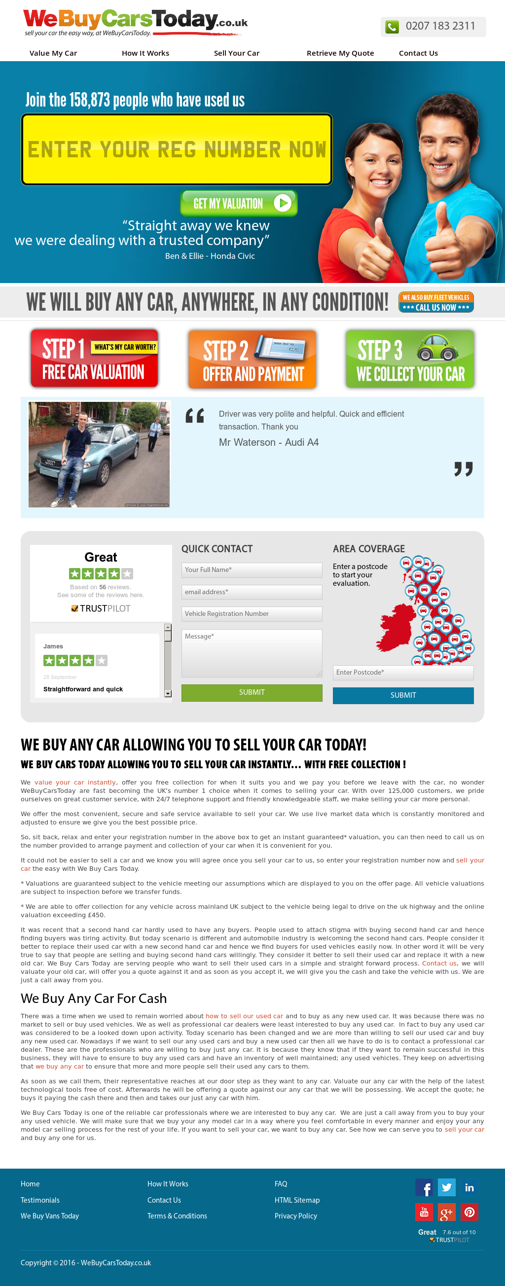 Webuycarstoday Competitors, Revenue and Employees - Owler Company ...
