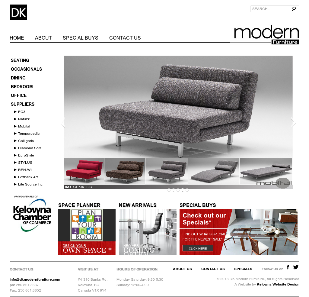 Dk modern furniture competitors revenue and employees owler company profile