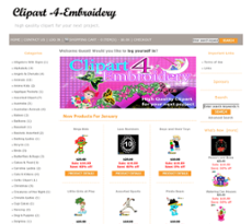 Free Embroidery Cliparts, Download Free Clip Art, Free Clip Art on Clipart  Library