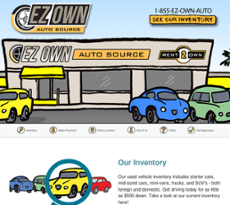Ez Own Auto Source Compeors Revenue And Employees Owler Company Profile