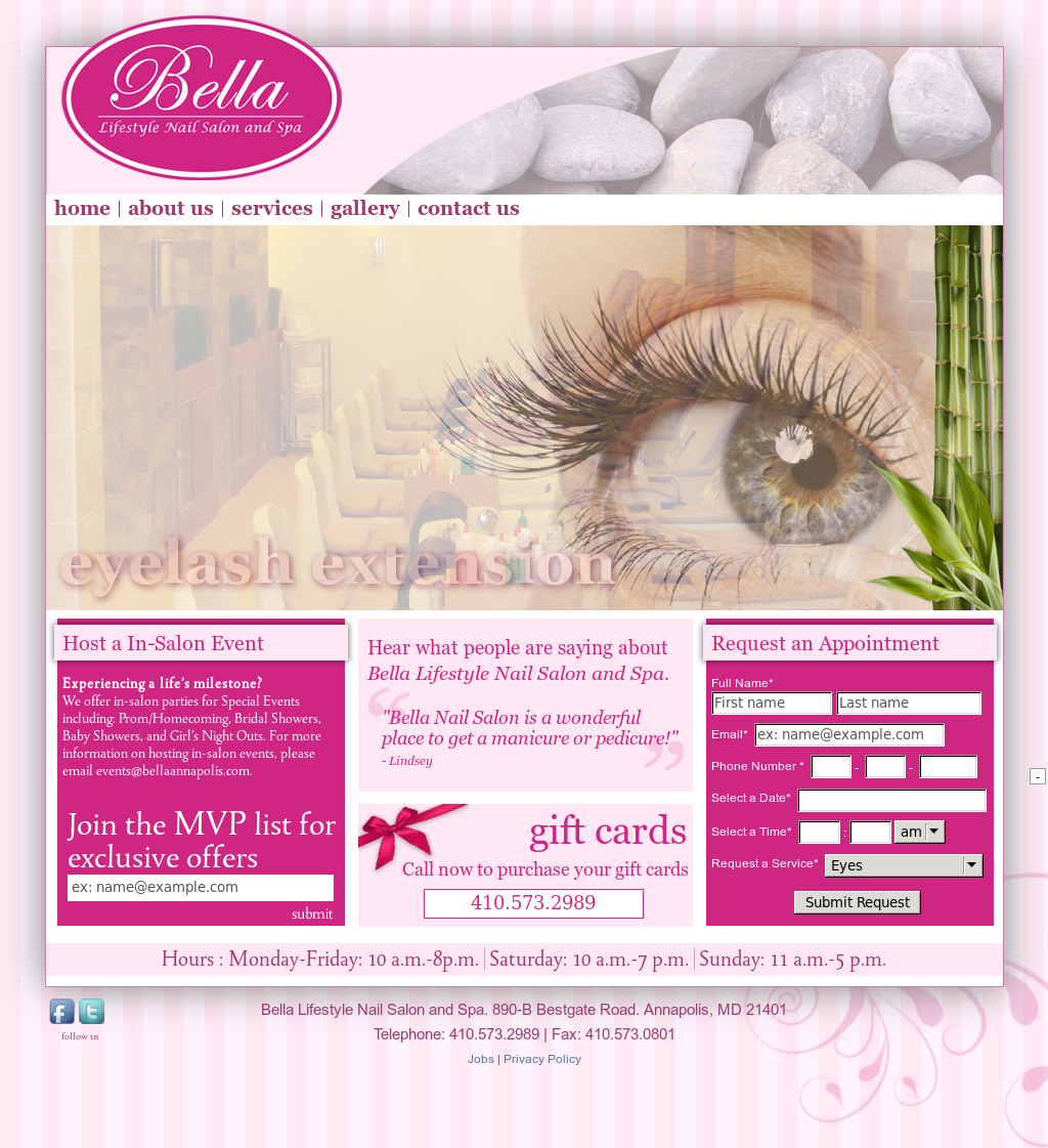 Bellaofannapolis Competitors Revenue And Employees Owler Company