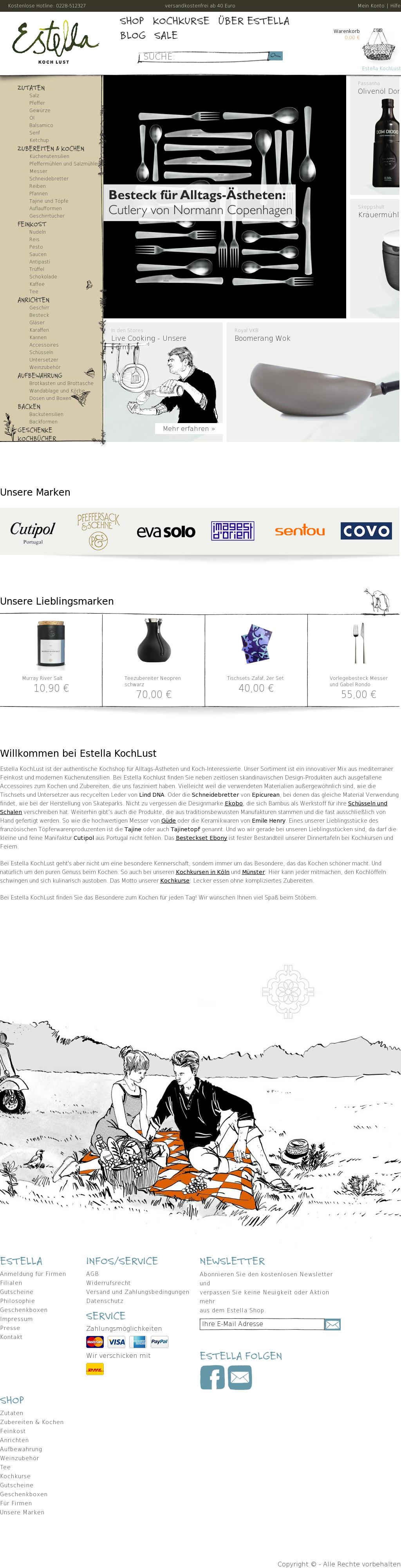 Estella Kochlust Competitors Revenue And Employees Owler Company Profile
