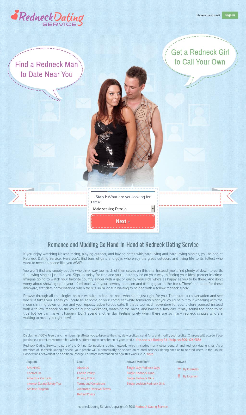 Dating redneck profile images