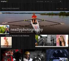 Neally Photography website history