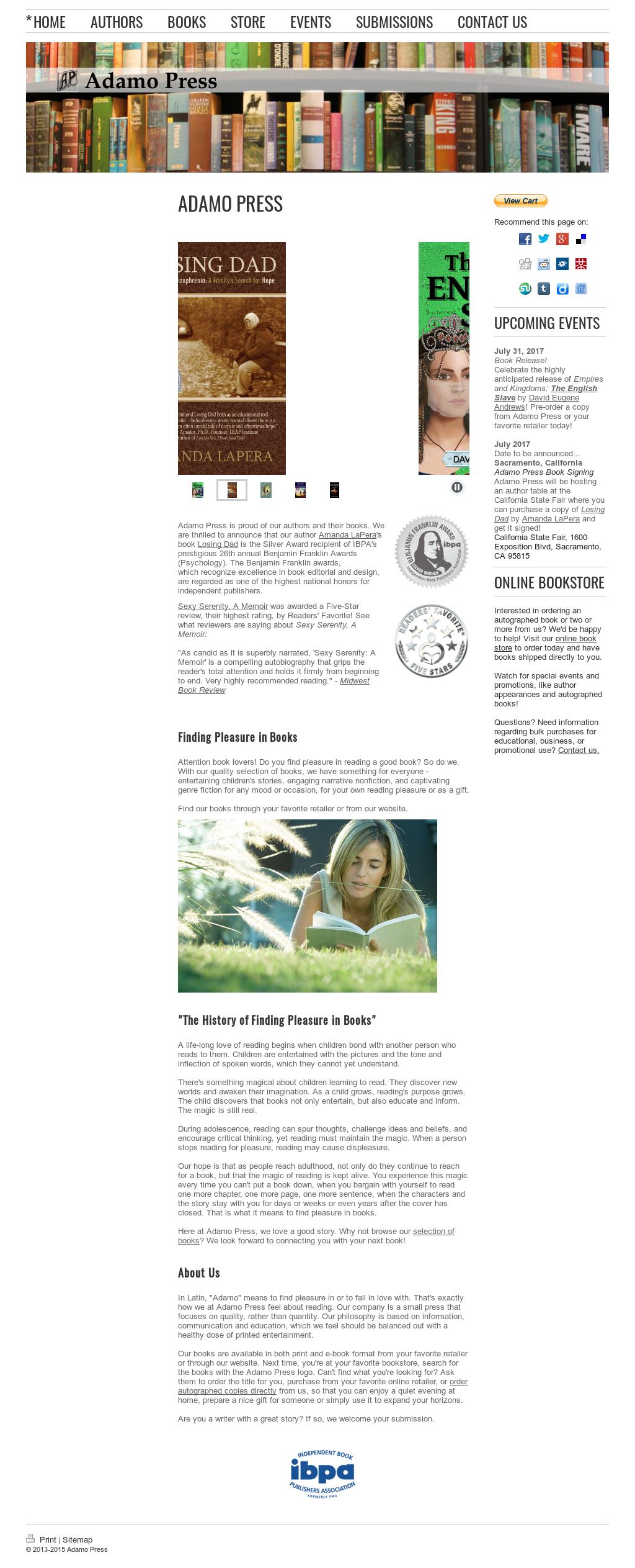 Adamo Press Competitors, Revenue and Employees - Owler