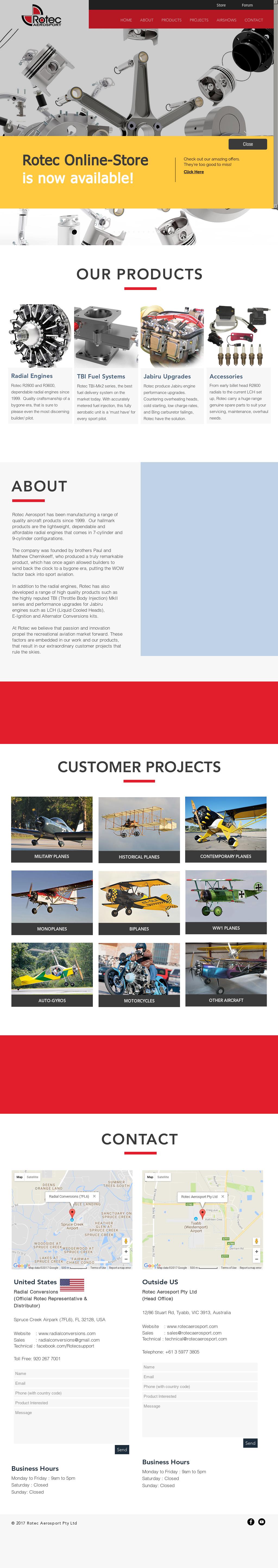 Rotec Aerosport Competitors, Revenue and Employees - Owler