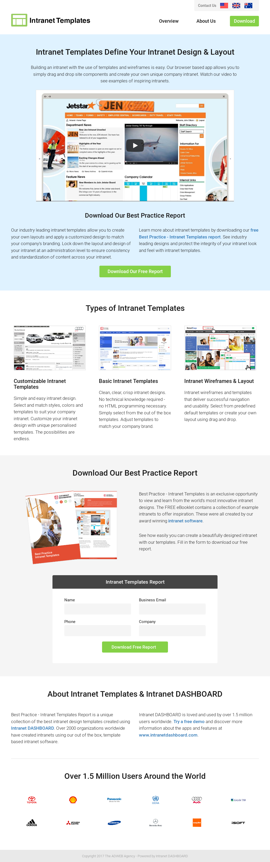 Intranet Templates Competitors, Revenue and Employees - Owler ...