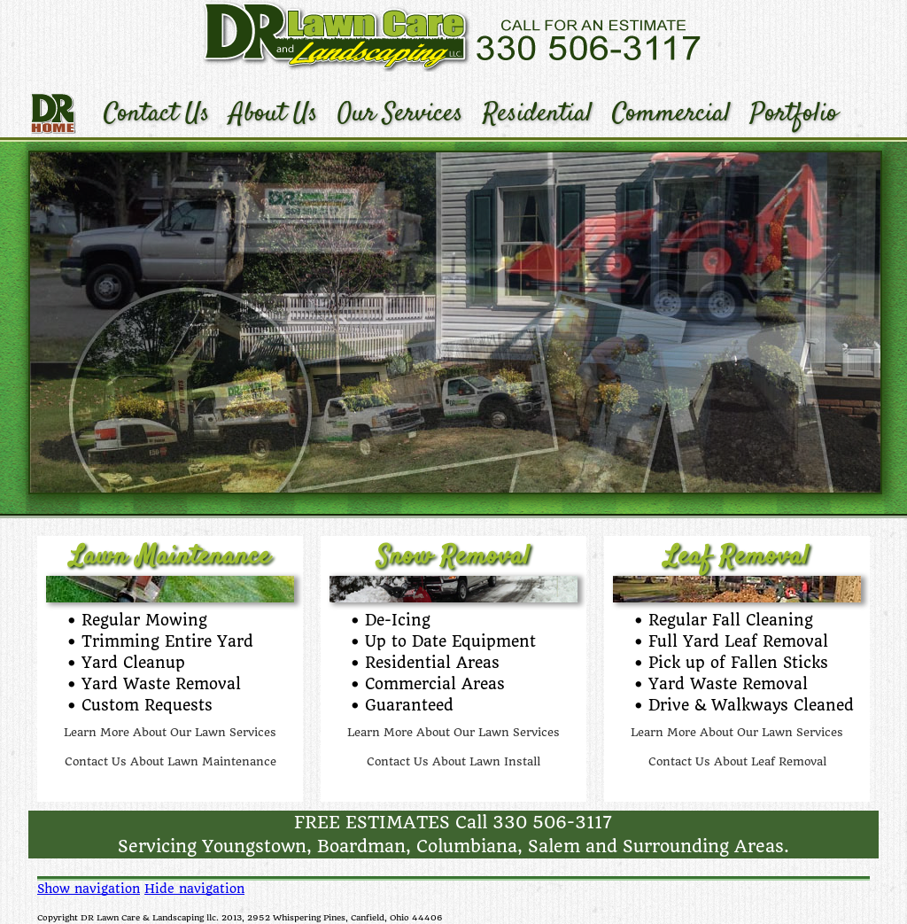 Dr Lawn Care & Landscaping Competitors, Revenue and
