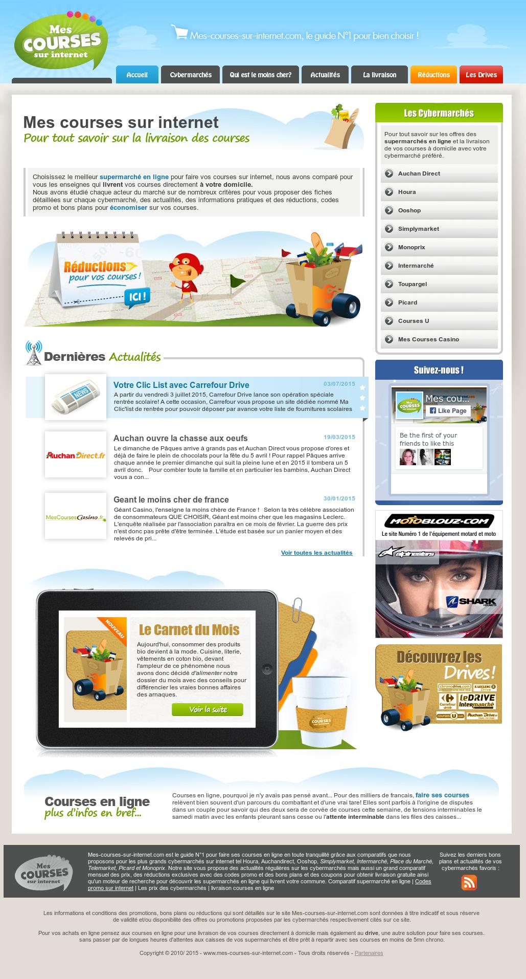 Astuces Pour Faire Des Économies Sur Les Courses mes courses sur internet competitors, revenue and employees