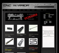 CNC Warrior Competitors, Revenue and Employees - Owler