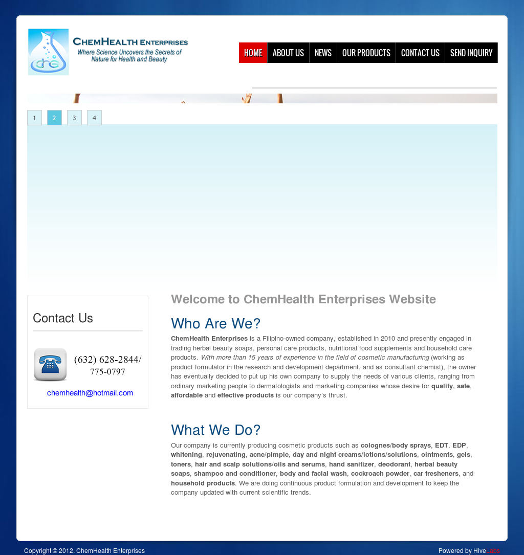 Chemhealth Enterprises Competitors, Revenue and Employees - Owler
