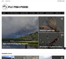 Fly Fish Food Competitors, Revenue and Employees - Owler Company Profile