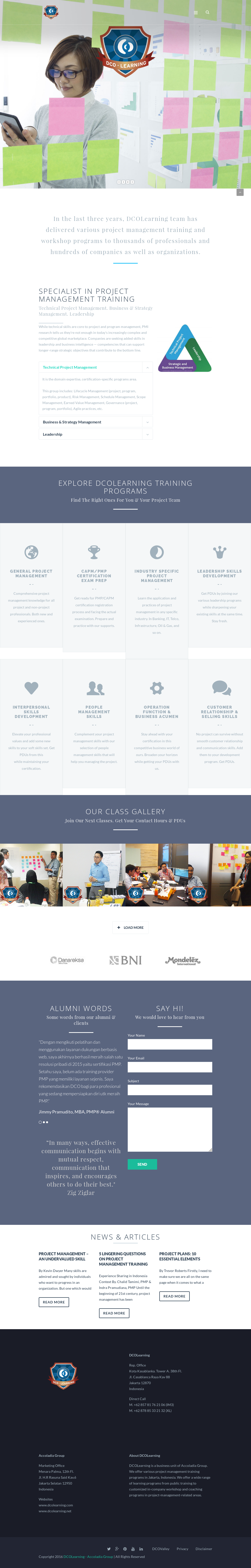 Dcolearning Competitors Revenue And Employees Owler Company Profile