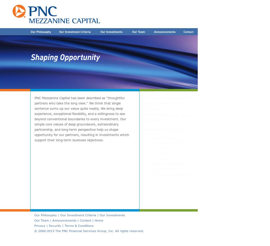 PNC Mezzanine Capital Competitors, Revenue and Employees - Owler