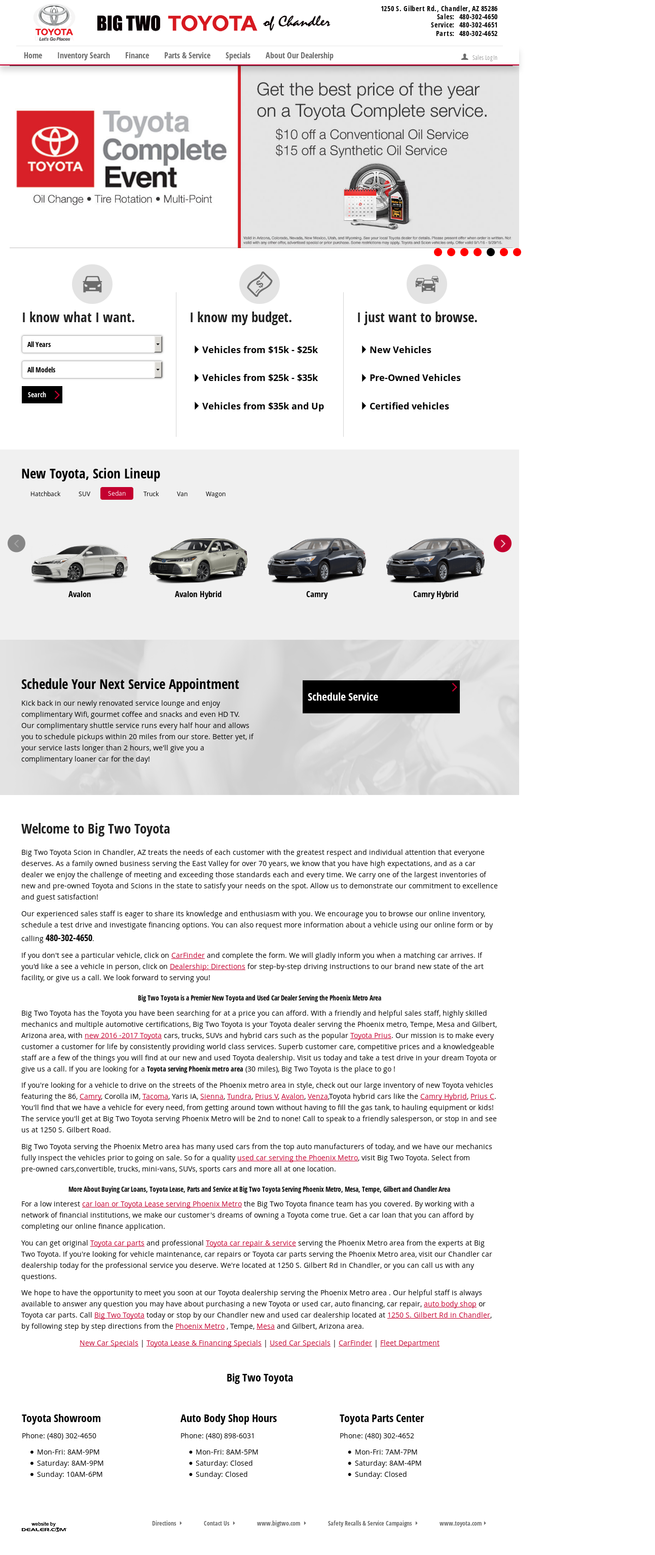 Big Two Toyota Competitors, Revenue And Employees   Owler Company Profile