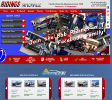 Bob Ridings Taylorville Compeors Revenue And Employees Owler Company Profile