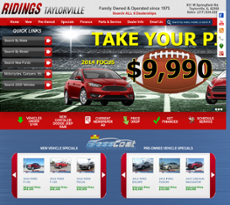 Bob Ridings Taylorville >> Bob Ridings Taylorville Competitors Revenue And Employees