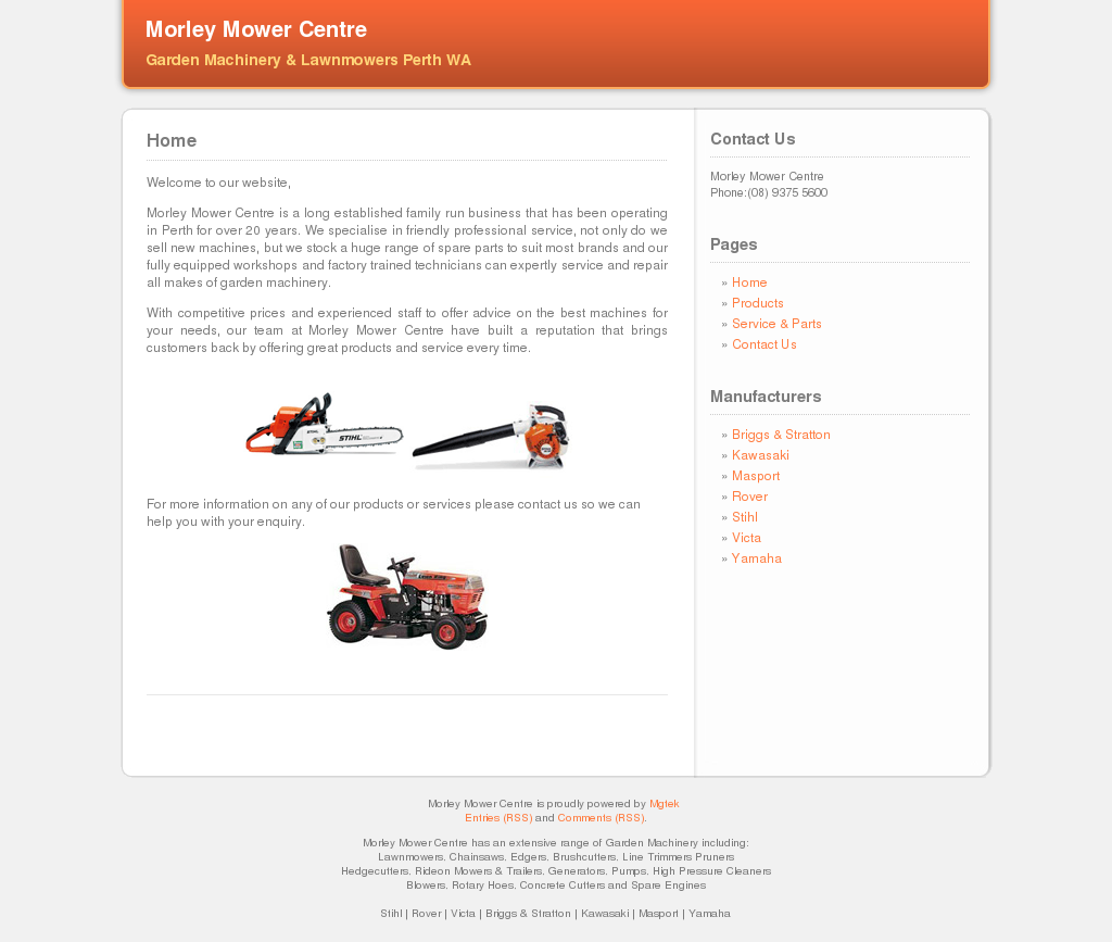 Morley Mower Centre Competitors, Revenue and Employees