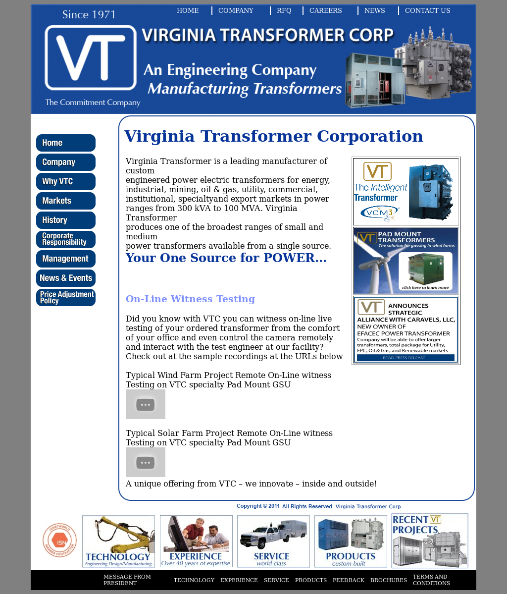 Virginia Transformer Competitors, Revenue and Employees