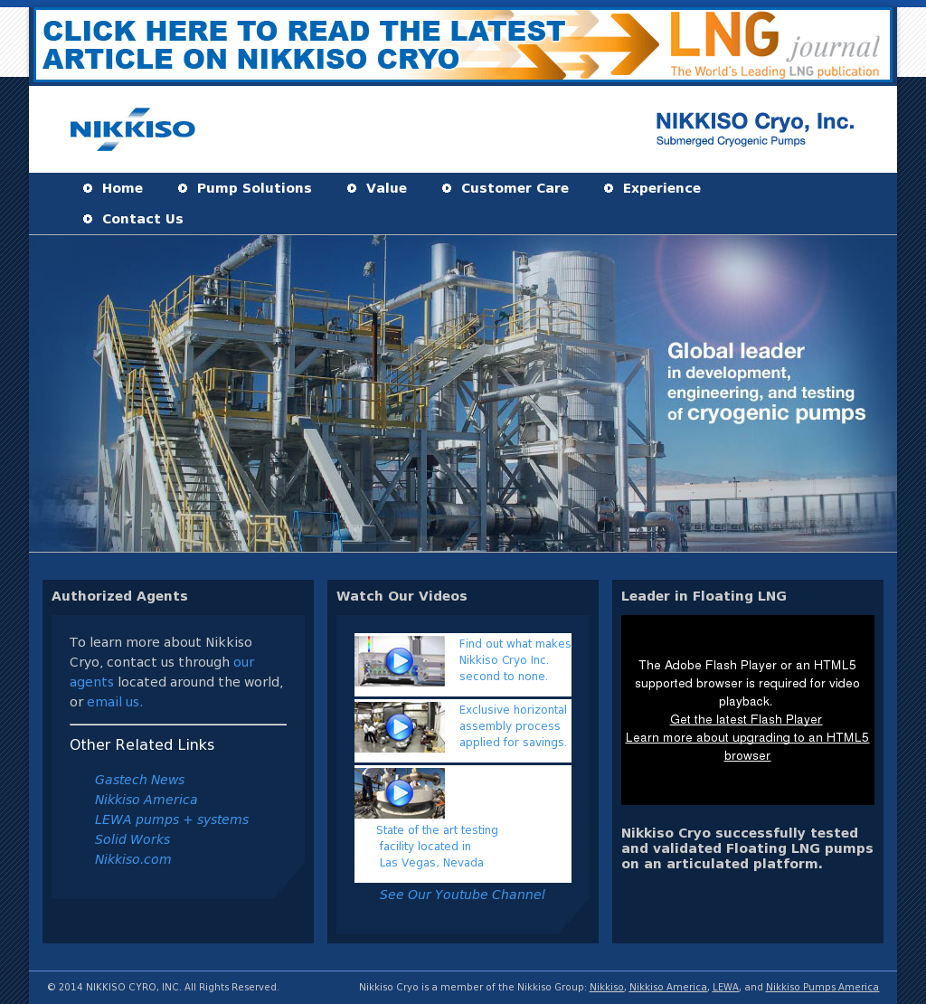 Nikkiso Cryo Competitors, Revenue and Employees - Owler