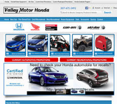 Valley Motor Honda >> Valley Motor Honda Competitors Revenue And Employees