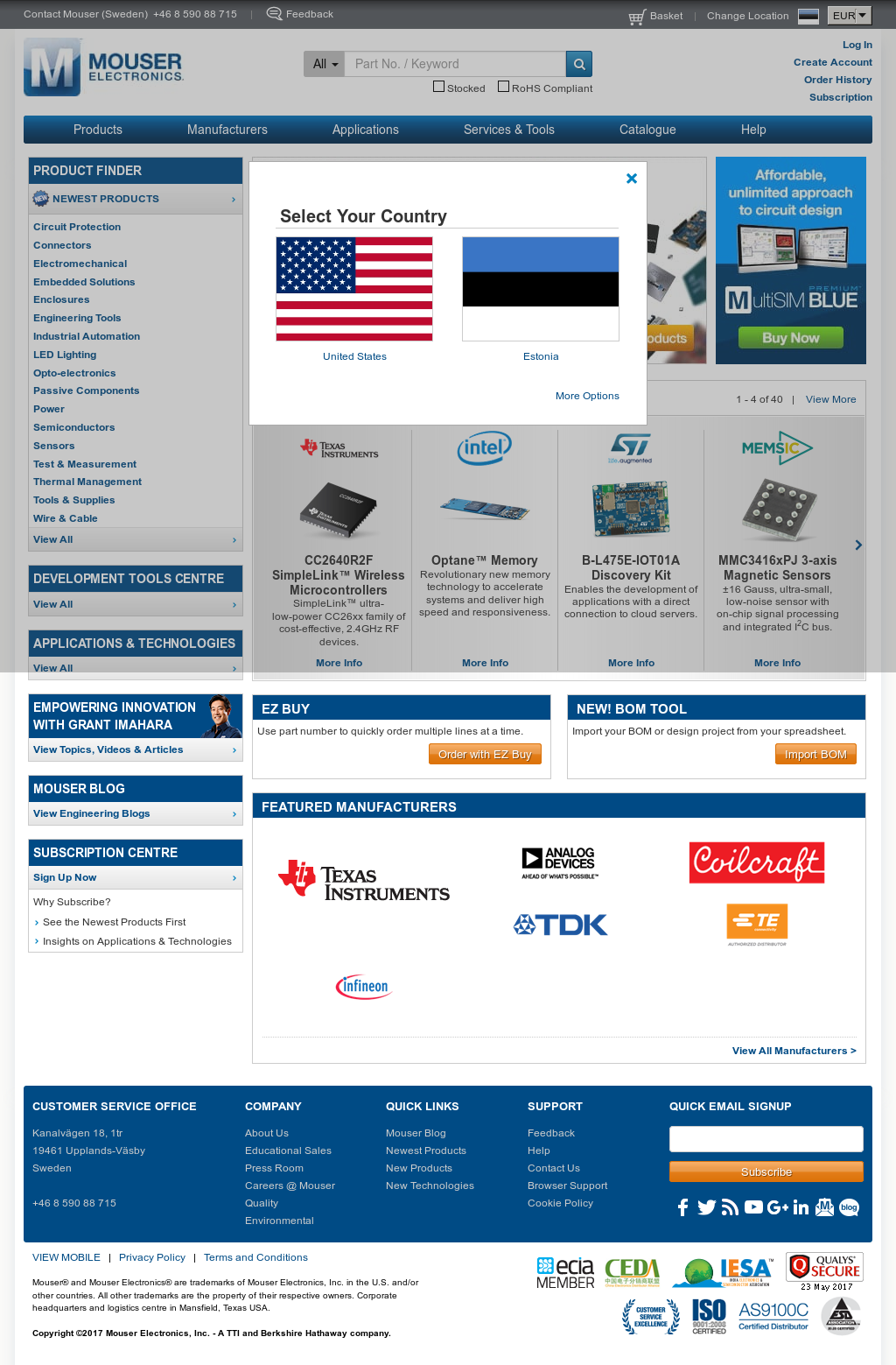 Mouser Competitors, Revenue and Employees - Owler Company Profile