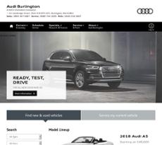 Audi Burlington Competitors Revenue And Employees Owler Company - Audi burlington