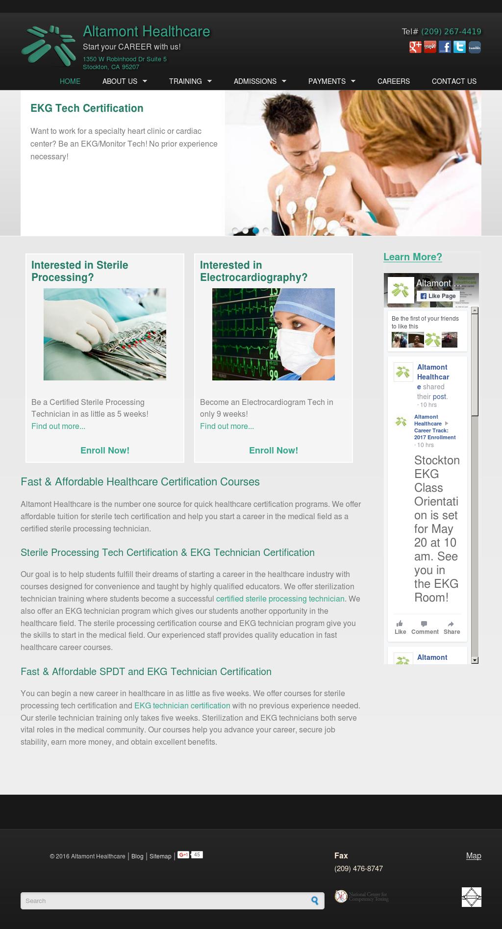 Sterile Processing Technician Certificate Program Best Design