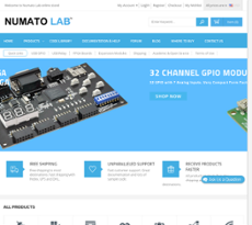 Numato Systems Competitors, Revenue and Employees - Owler Company