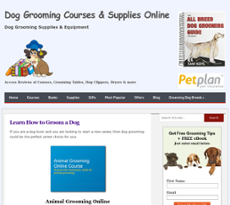 Dog Grooming Courses Online Competitors Revenue And Employees