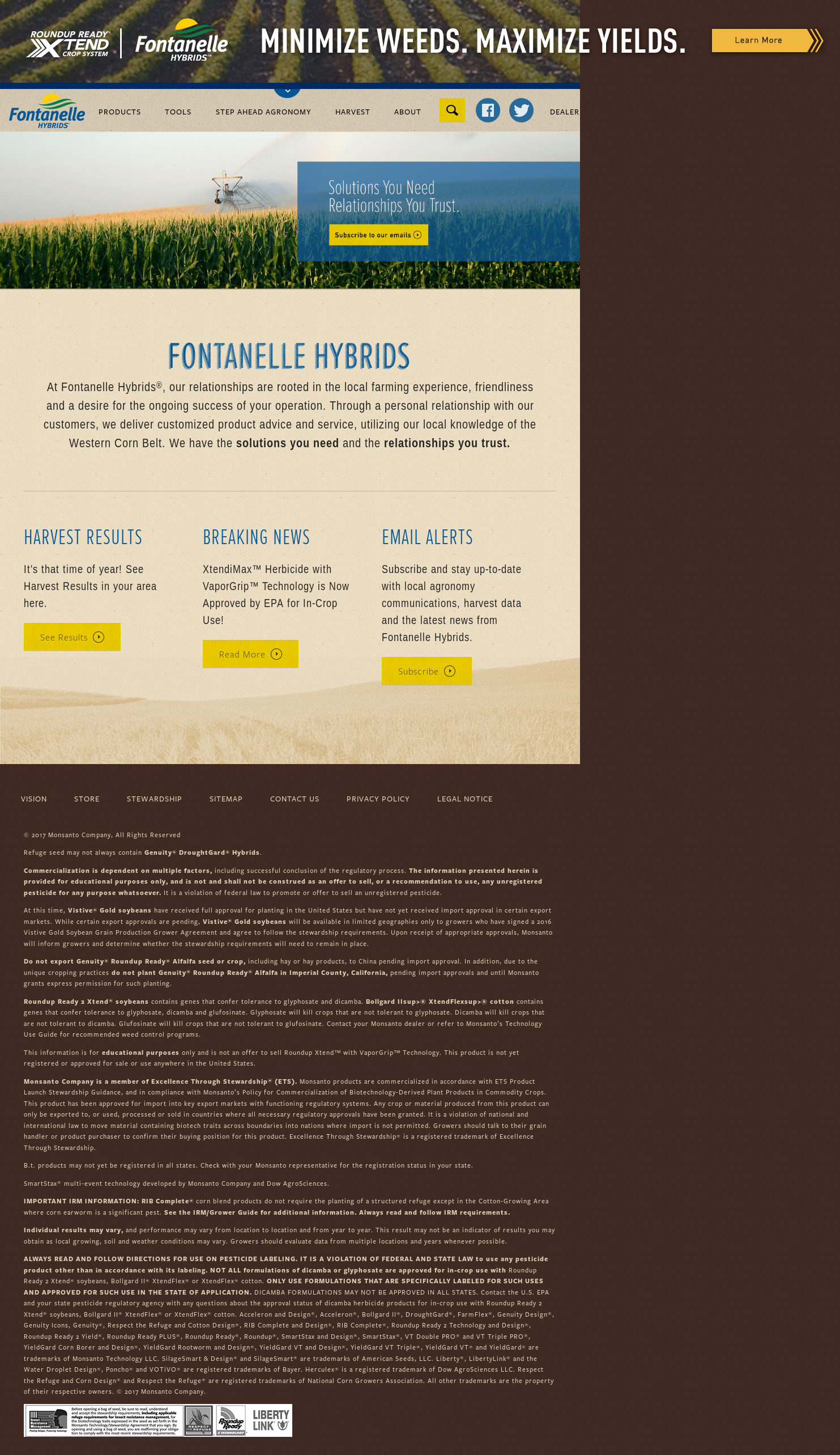 Fontanelle Hybrids Competitors Revenue And Employees Owler